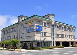 Comfort Inn Sfo Coast Guard San Francisco Lodging Hotels Near San Francisco