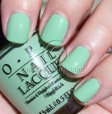 mint green nail polish comparisions vampy varnish