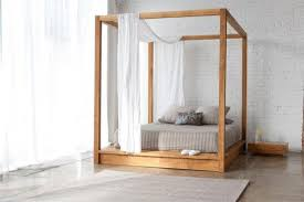 Poster Bed Canopy 10 Easy Pieces Four Poster Canopy Beds Remodelista