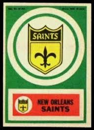108 steve stonebreaker rc new orleans saints 1968 topps