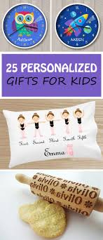 personalized gifts for the 25 personalized gifts for kids non gifts
