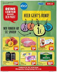 El Sol Bad Nauheim Rewe Center Angebote 23 Woche 2017 By Dez Einkaufszentrum