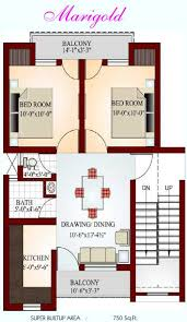 2bhk floor plans floor plan krish group alwar bypass road bhiwadi krish group