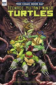 jan170032 fcbd 2017 tmnt prelude to dimension x free comic