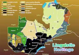 map of zambia zambia fig 5