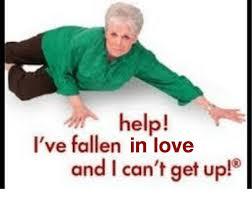 Help I Ve Fallen Meme - help i ve fallen in love and i can t get up fallen meme on me me