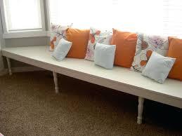 finest bay window bench seat image of storage bench ikea cushion
