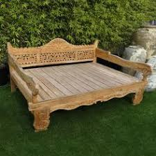 Bench With Rolled Arms The Best Of Dmx Explicit Bed Bench Balinese And Hand Carved