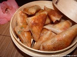 cuisine marocaine brick briouates aux crevettes brick marocaine mais qu est ce qu on