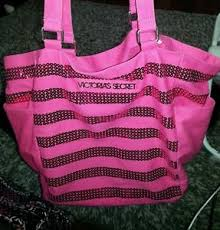 victoria secret tote bag black friday buy victoria u0026 39 s secret sequin pink tote bag only black friday