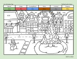 Christmas Coloring Page For Middle School Math Students The Real Coloring Pages Middle School