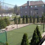 Cheap Backyard Batting Cages Artificial Grass Like Turf Without Infill Used Carpet Like Media