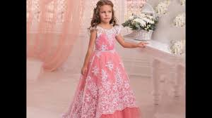 design dresses beautiful new collection of baby girl gown dresses kids