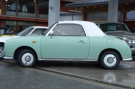 nissan figaro is it old or is it new nissan figaro happyface313