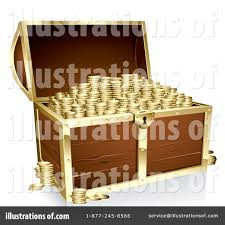 treasure chest clipart 226469 illustration by ta images