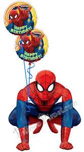 airwalker balloons delivered birthday ii airwalker balloon bouquet 3 balloons