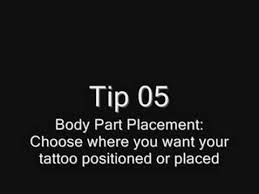designing your own tattoo youtube