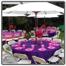 party rental tables jc party rentals la party rentals supplies la party