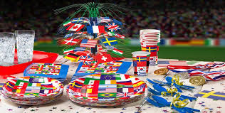 the party supplies international flag party supplies decorations favors party city
