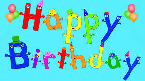 Happy Fourth Birthday Quotes The Happy Birthday Song Youtube