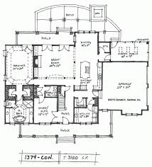 Large Country House Plans Large Country Home Plan Dashing Bedroom One Story House Plans Best