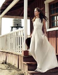 elegant party wears white maxi dress ideas for girls trends for