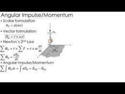 dynamics lecture angular momentum