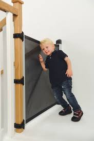 Child Gates For Stairs The Top Retractable Baby Gates For Stairs Baby Gate Guru