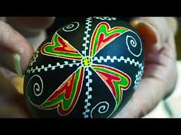Decorating Easter Eggs Video by Learn How To Dye U0026 Color Easter Eggs Decorate Ukrainian Ukraine