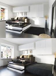 Bedroom Furniture For Small Apartments Uncategorized Wall Bed Sofas For Small Spaces Furniture For An