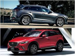 mazda lineup mazda unswayed by climbing suv appeal lower sedan demand