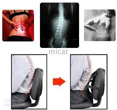new cool car massage lumbar mat lumbar cushion cool massage