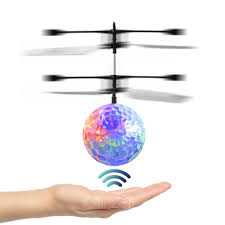 amazon com epochair kid and boy toys rc flying ball infrared