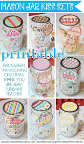 53 Coolest Diy Mason Jar Gifts Other Fun Ideas In A Jar Diy Joy 41 Best Labels And Printable U0027s Images On Pinterest Creative