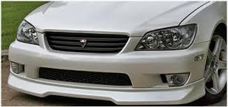 2003 lexus is300 headlights lexus is300 2001 2005 black jdm altezza style sport grille