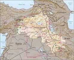 Iraq Province Map Iraq Archives Sof News