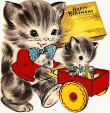 1836 best vintage birthday greeting cards images on pinterest