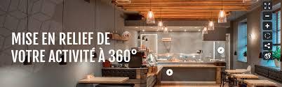voici mon 360 solution de visite virtuelle à destination des
