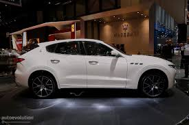 maserati levante white 2017 maserati levante us pricing announced it u0027s coming to new