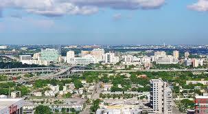 Miami Dade College Kendall Map by Health District Miami Wikipedia