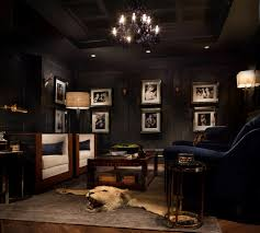 Cool Man Cave Lighting by Atlanta Symphony Associates U0027 Decorators U0027 Show House Cigar Room