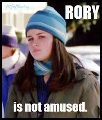 Rory Meme - rory gilmore images rory wallpaper and background photos 23300733