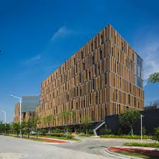 Building Designs Gallery Of Nanjing Hongfeng Technology Park Building A1 One