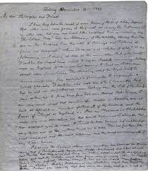 john adams describes george washington u0027s ten talents 1807 the