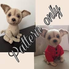 amigurumi pattern pdf free chihuahua dog crochet pattern pdf free crochet sweater pattern