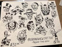 true meaning of black friday 10 tattoo shops with friday the 13th flash sheet deals