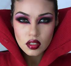 halloween vampire makeup tutorial eman youtube