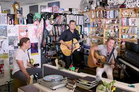 Npr Small Desk Hanson S Tiny Desk Concert Trio Celebrates 25 Year