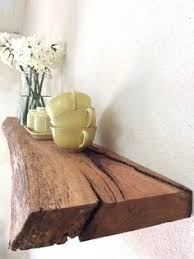 Driftwood Floating Shelves floating shelf wood driftwood style rustic huon pine beach house
