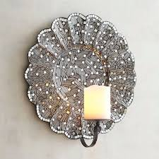 Silver Wall Sconce Candle Holder 2156 Best Candle Accessories Images On Pinterest Candles